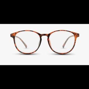 Nectar Cambridge XL tortoise blue light glasses